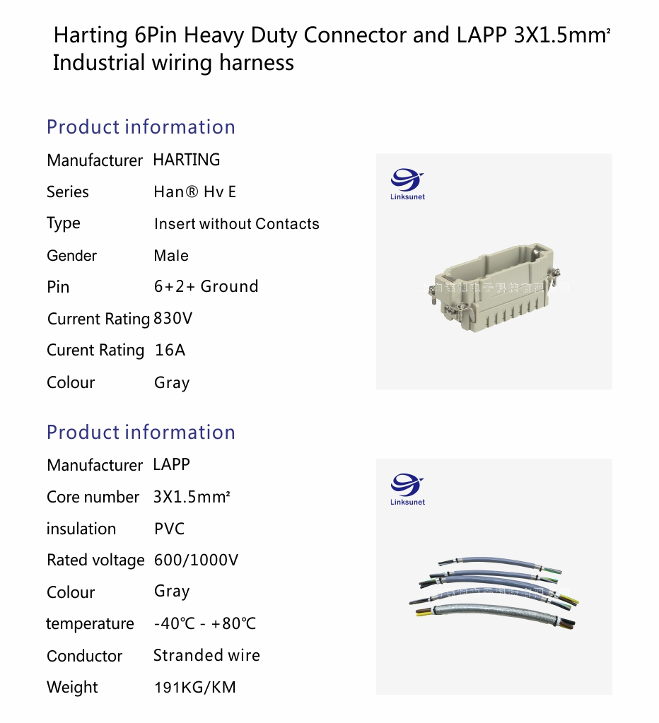... Industrial wiring harness. Product Attributes. 15281855986306.jpg