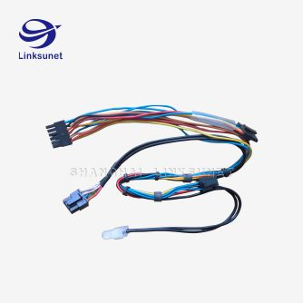 Molex 43025 12Pin connector and 0.15 ~ 0.75mm2 super  flexible wiring harness